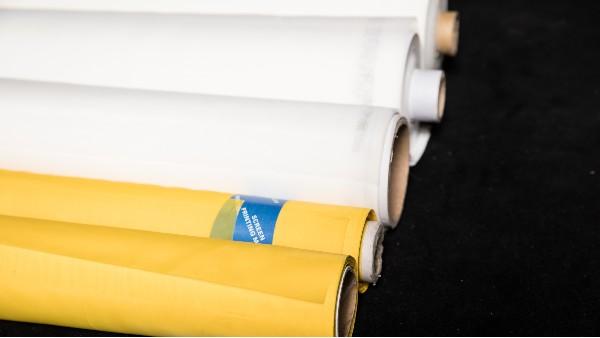 数码印刷网纱200目 250目 300目涤纶丝网生产厂家
