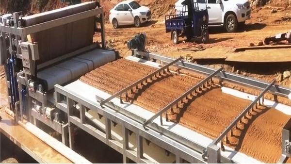 污泥脱水滤布厂家——免费指导、上门安装【旭瑞网业】