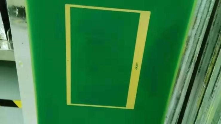 玻璃印刷中丝印网框的选择——{旭瑞网业}