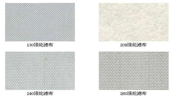 滤布共有哪几种,怎么选合适自己的滤布?耐酸碱指导安装【旭瑞网业】