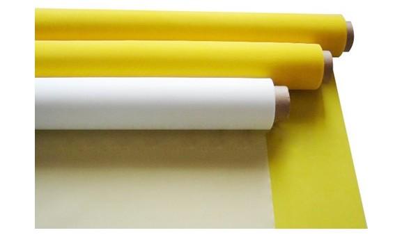 丝印网纱的生产流程